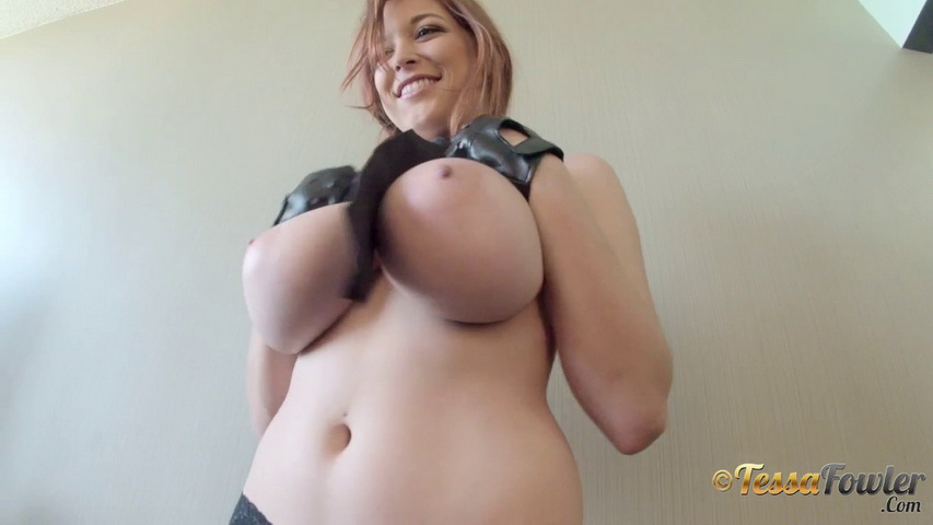 Tessa fowler - excited cop gopro 2 - 3 minutes. Tessa Fowler.
